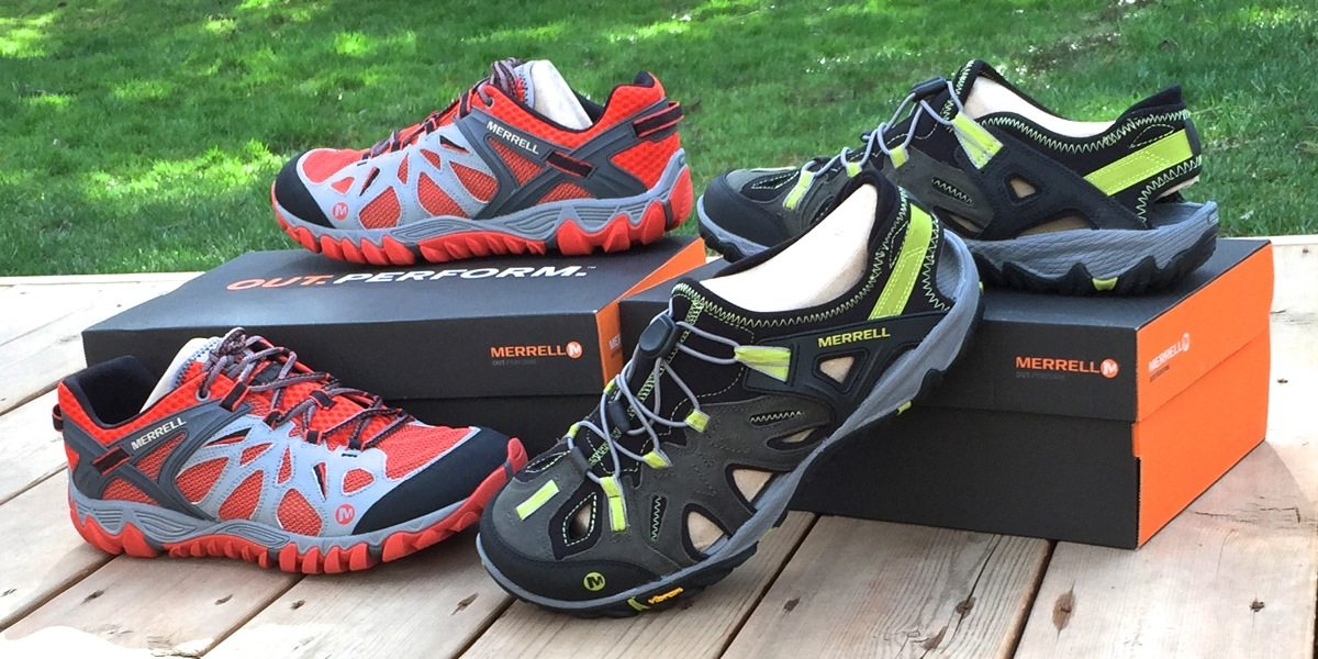 Merrell All Out Blaze review