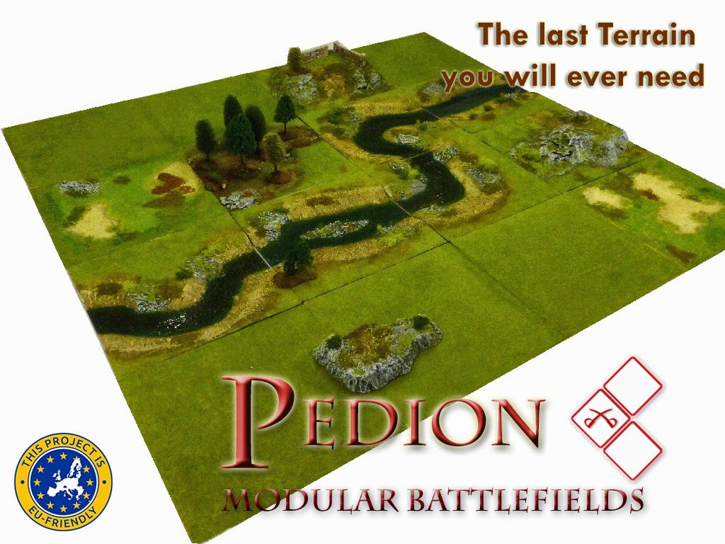Pedion Modular Battlefields