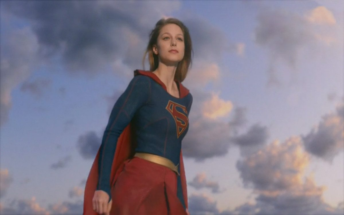 Same Geek Channel: the 'Supergirl' Pilot