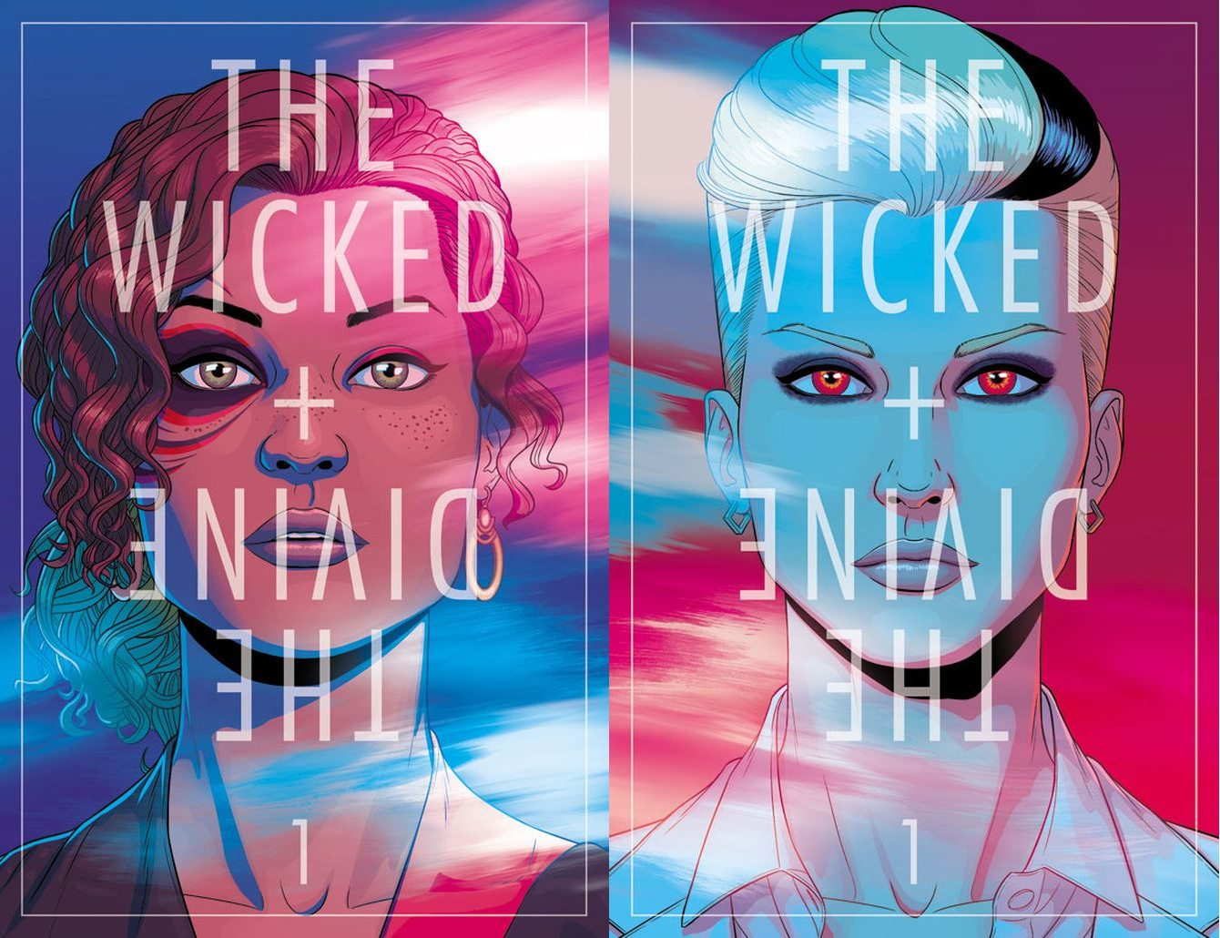 'The Wicked + The Divine' Coming to Universal TV