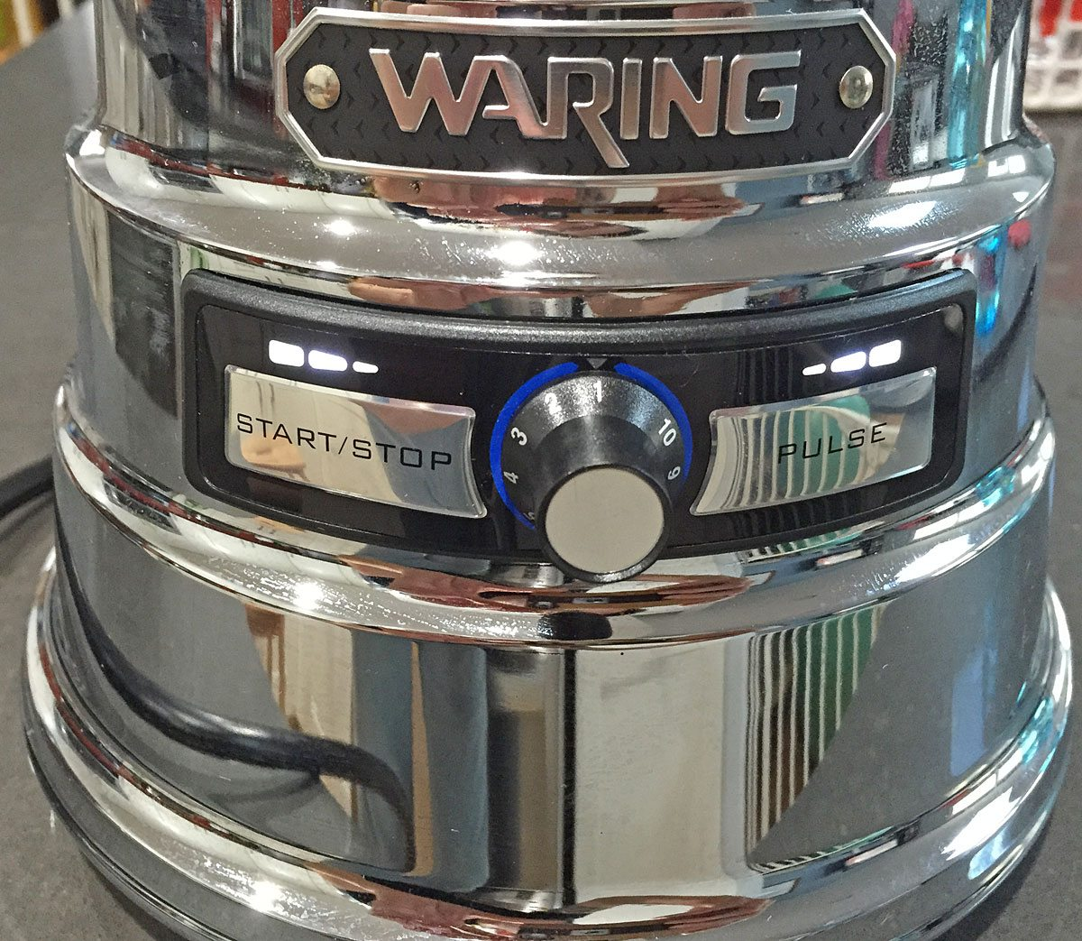 WaringProMBB1000-Controls