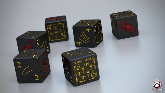 If You Want Awesome Rolls, You Need Awesome Dice