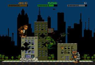 'Rampage' Video Game