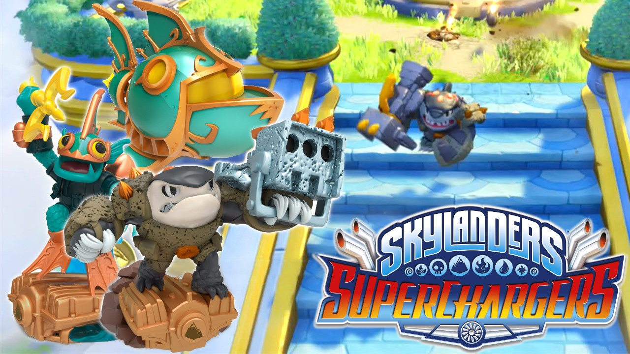 'Skylanders Superchargers' Expands Line-Up At E3