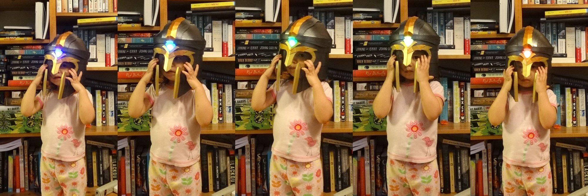 Crafteeo Pulsar Helmet