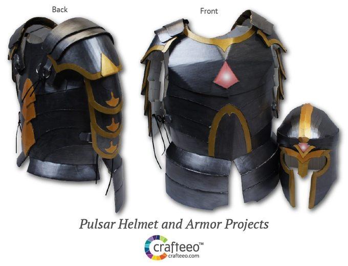 Crafteeo Armor