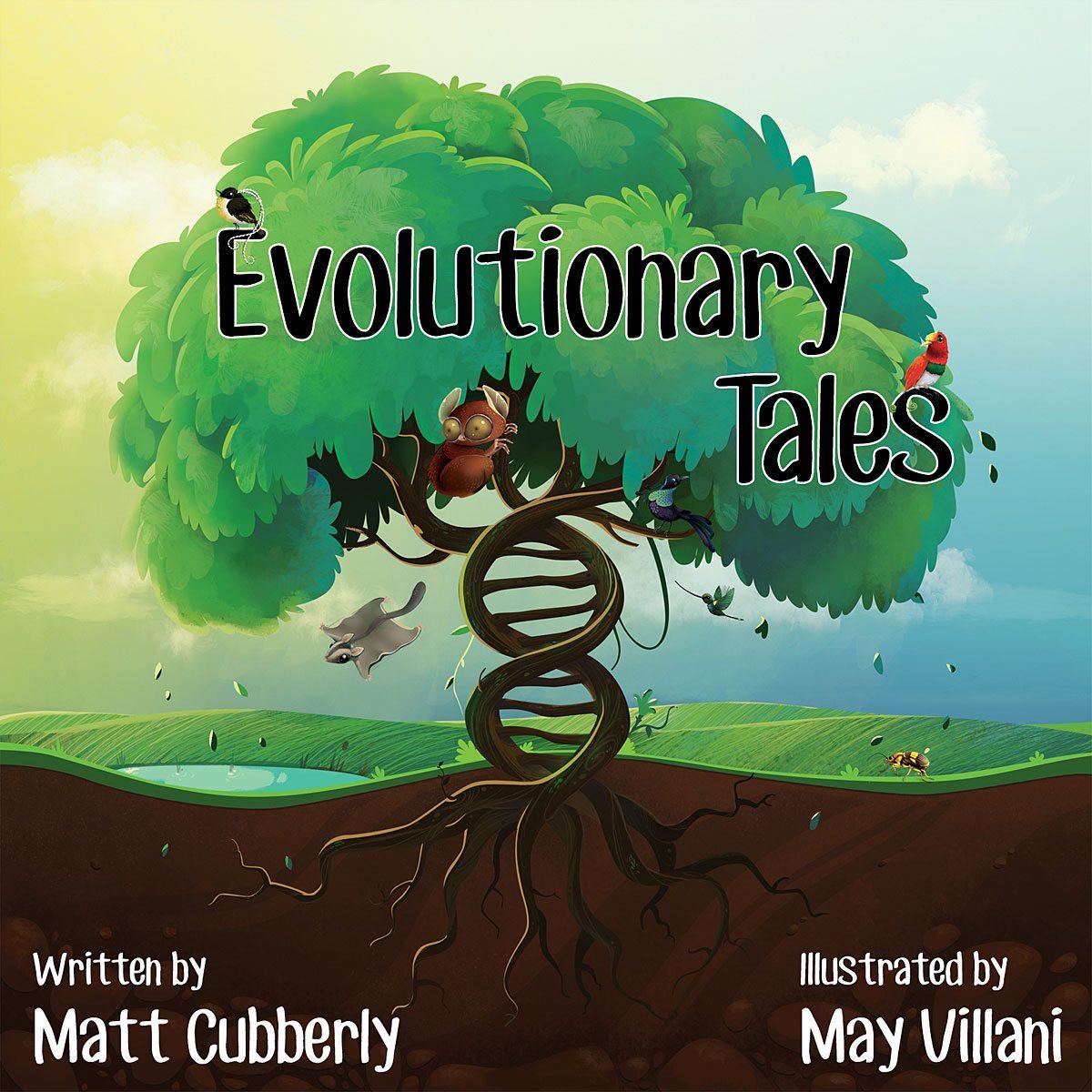 EvolutionaryTales-Cover