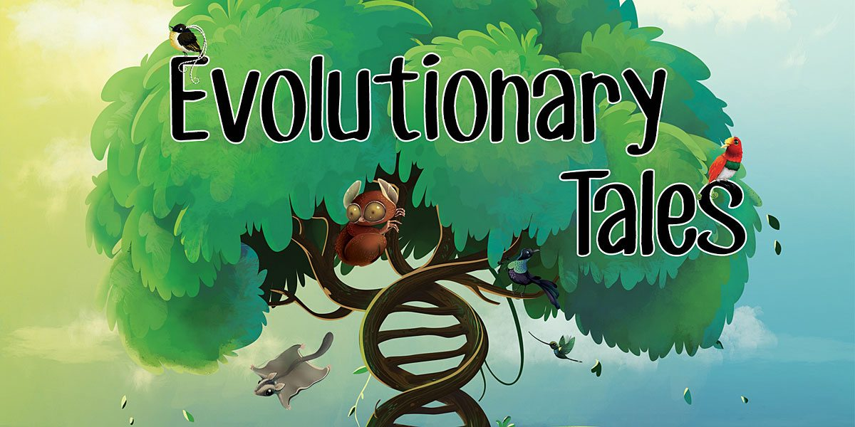 Kickstarter Alert: 'Evolutionary Tales': A Child's First Book on Evolution