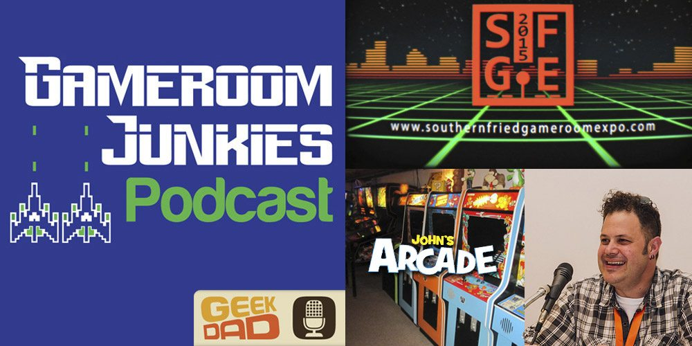 Gameroom Junkies #53: Inside Arcade Collecting With John Jacobsen