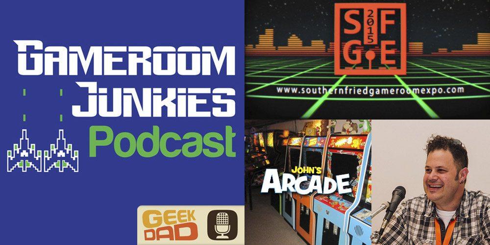 Gameroom Junkies #53: Inside Arcade Collecting With John Jacobsen