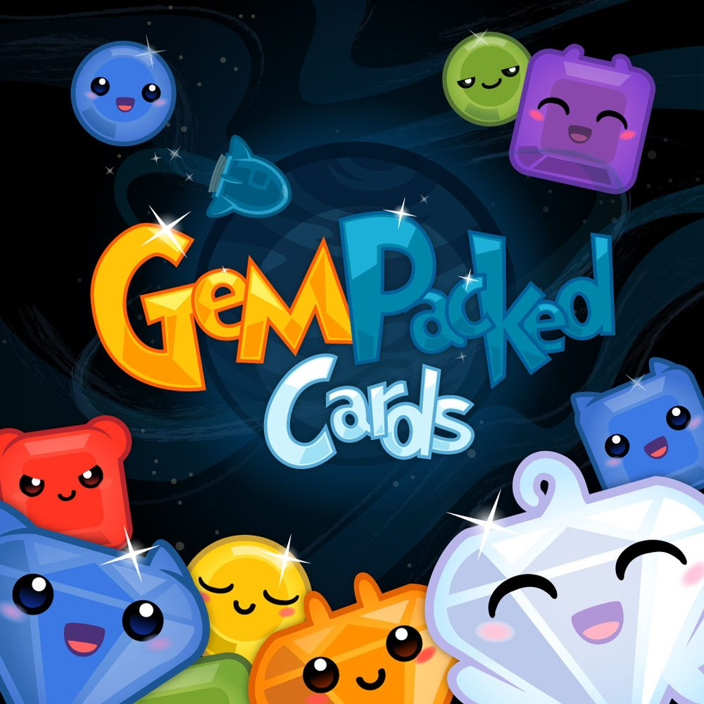 GemPacked Cards