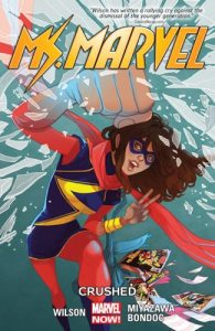 Ms. Marvel 3: Crushed