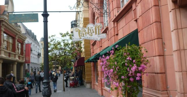 Hotel Tartüff in Phantasialand