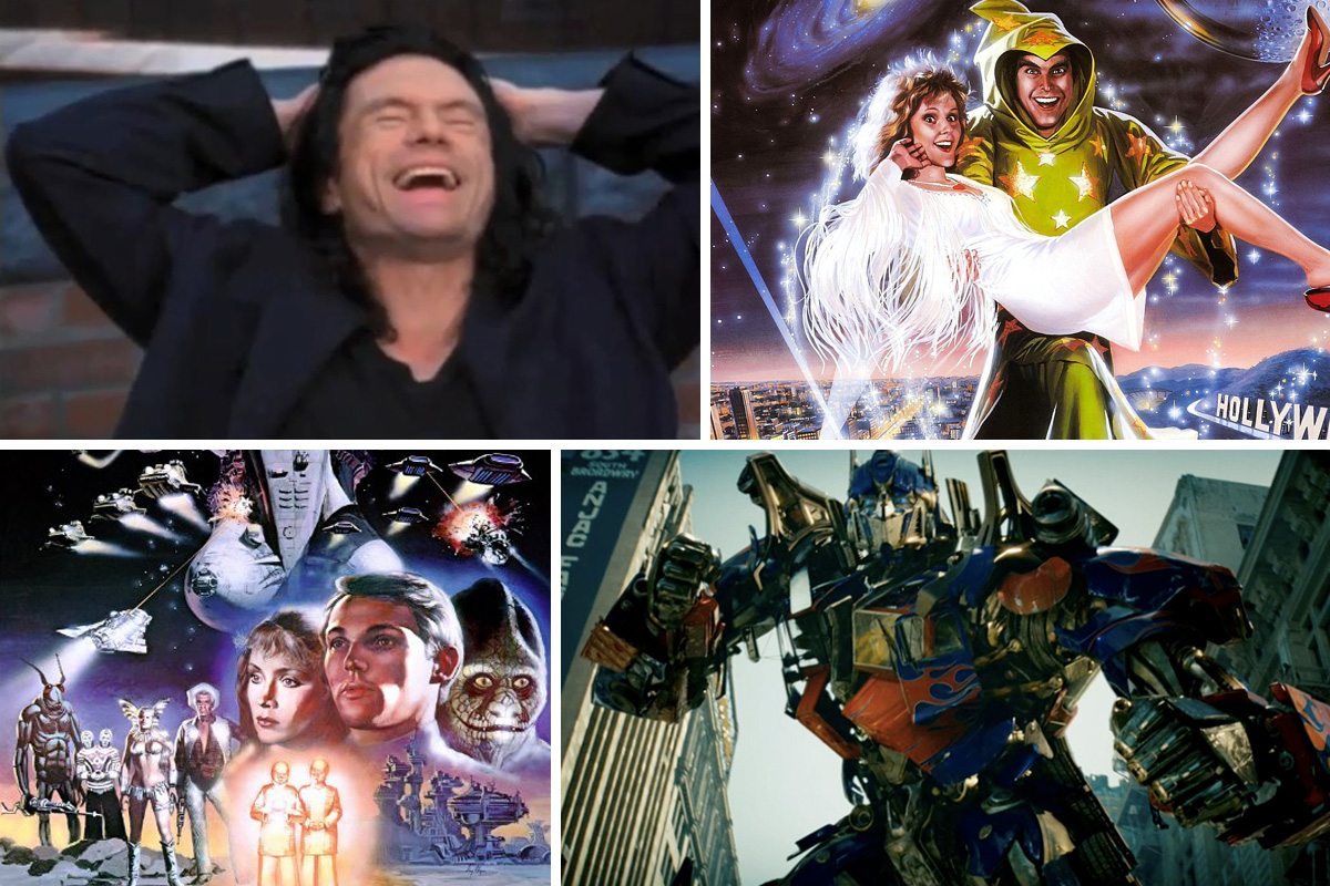 Staff Picks: 18 Movies So Bad They're Good