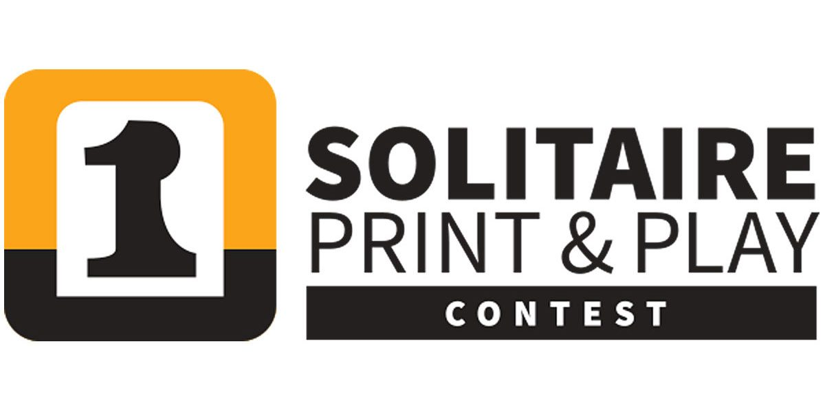 Table for One: 2015 Solitaire Print and Play Contest and Interview with Chris Hansen