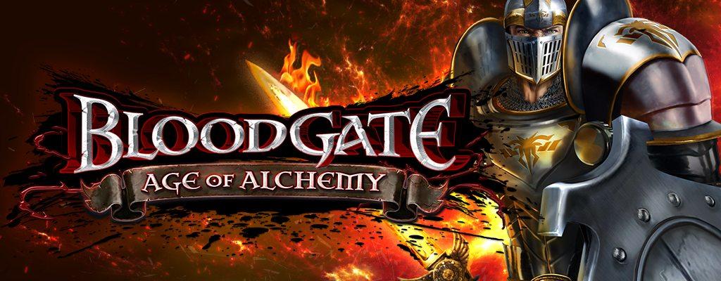 DeNA's 'Blood Gate: Age of Alchemy'