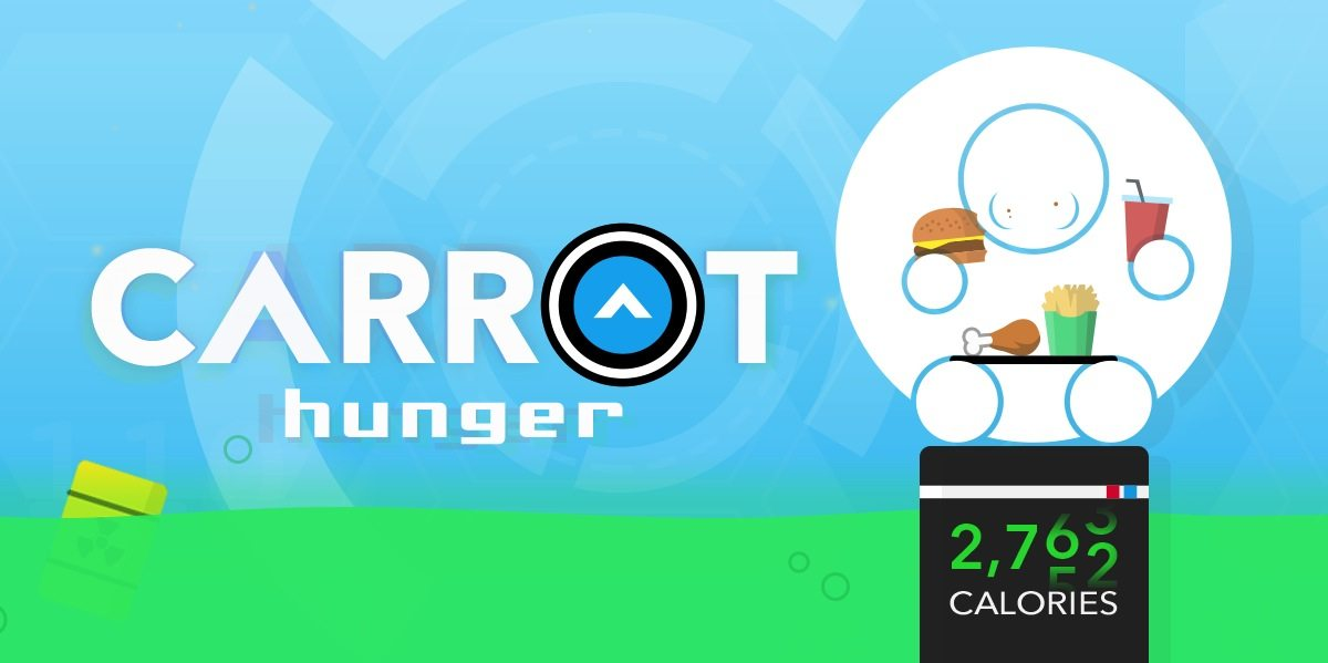 CARROT Hunger: Lose Weight Like a Geek