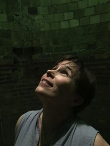 Fran Wilde. Photo: Steven Gould, 2015.
