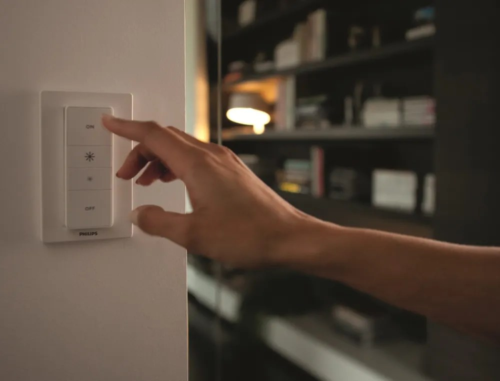 Philips Hue Wireless Dimming Switch