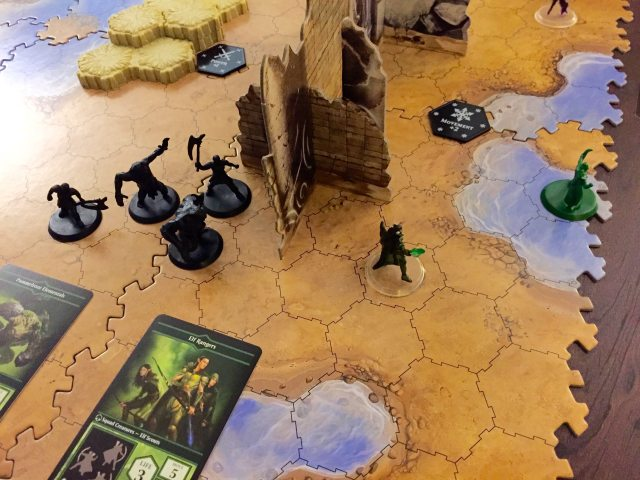 Can the shuffling horde get the jump on Nissa?
