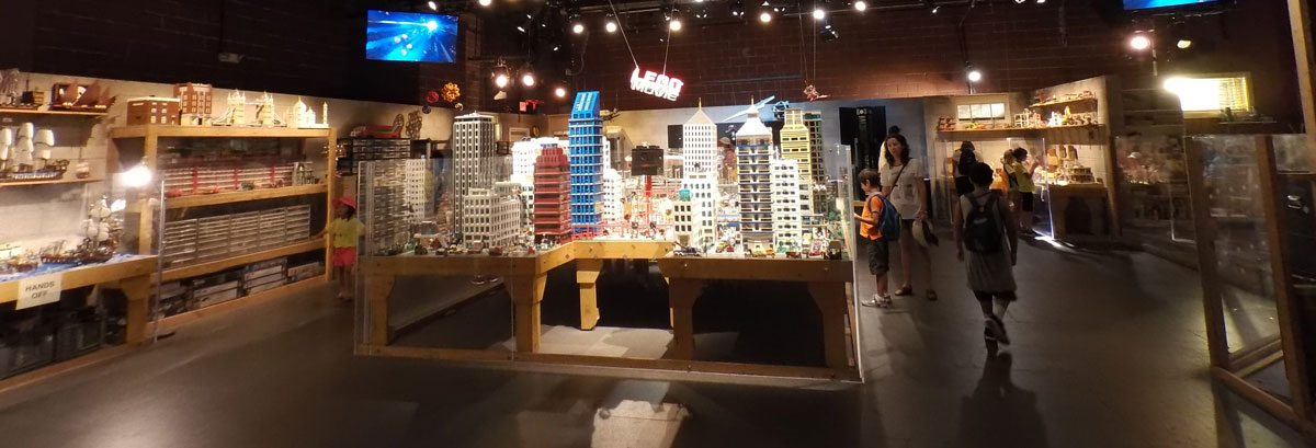 Lego Movie Experience