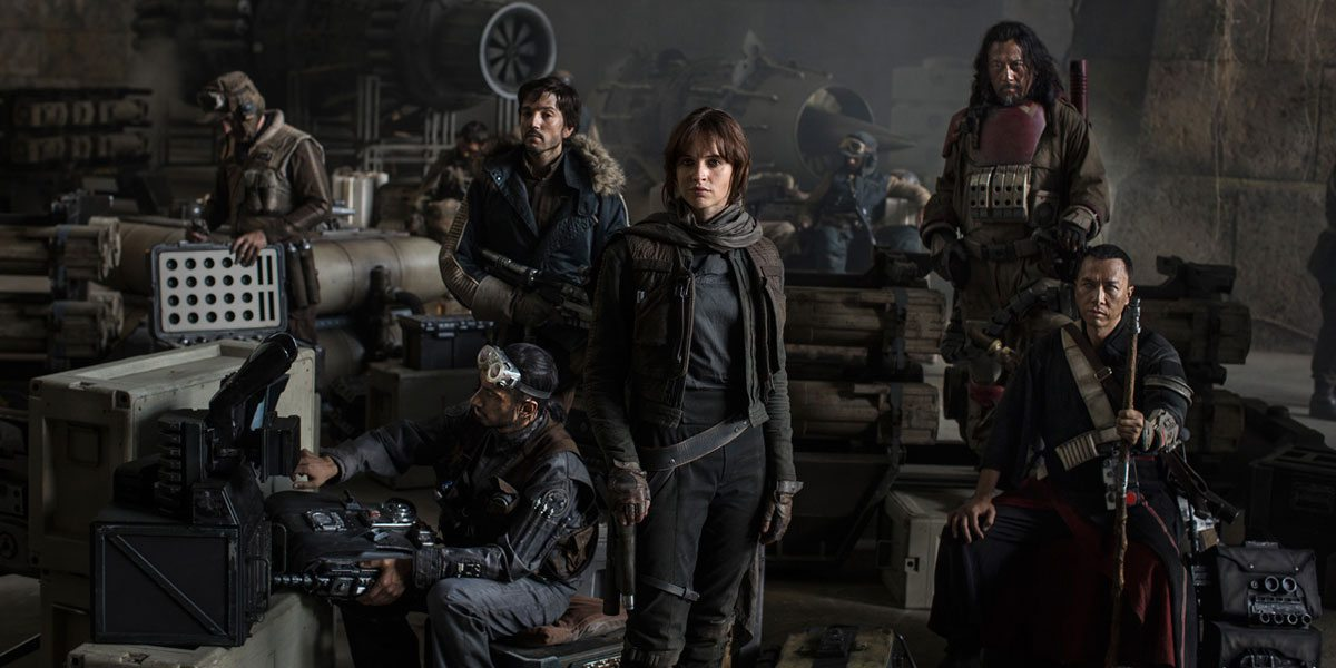 Lucasfilm Reveals Cast of 'Star Wars: Rogue One'