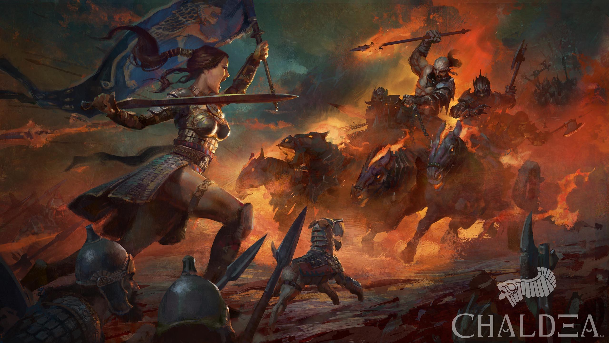Gen Con Wrap Up 2015 – Peter Adkison's 'Chaldea'