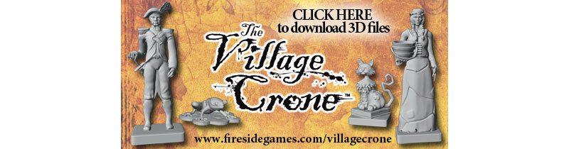 VillageCrone3D