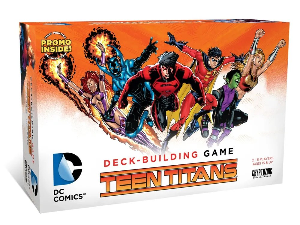 Teen Titans, Shuffle!