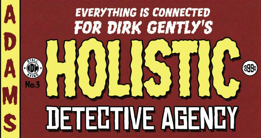 Douglas Adams' 'Dirk Gently' TV Show Announced by BBC America