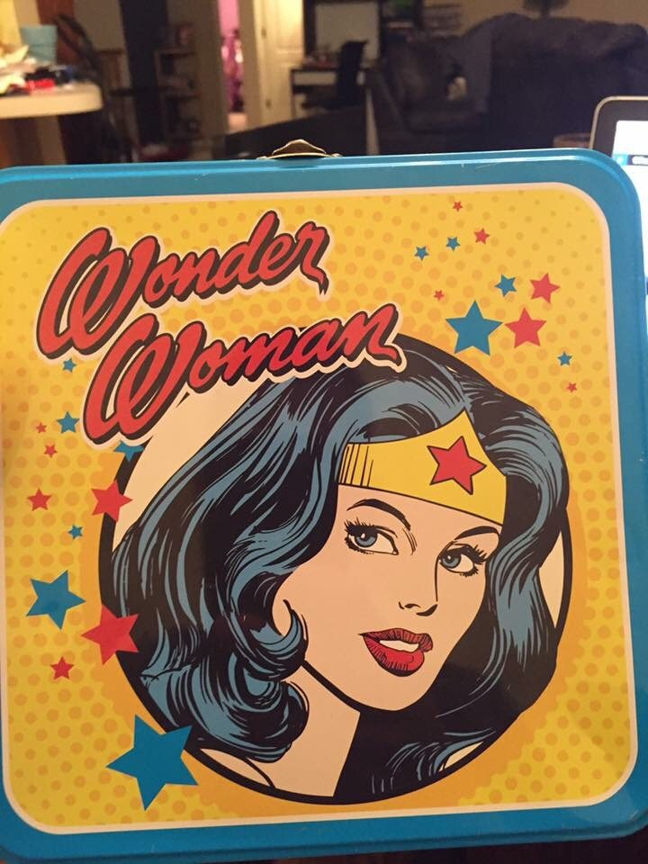 So, About That Wonder Woman Lunchbox…