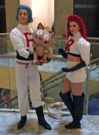 This Team Rocket looked great.