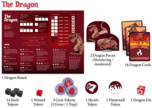 Dragon-components