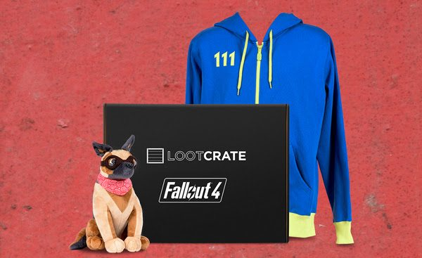 It's Here! The Fallout 4 Loot Crate
