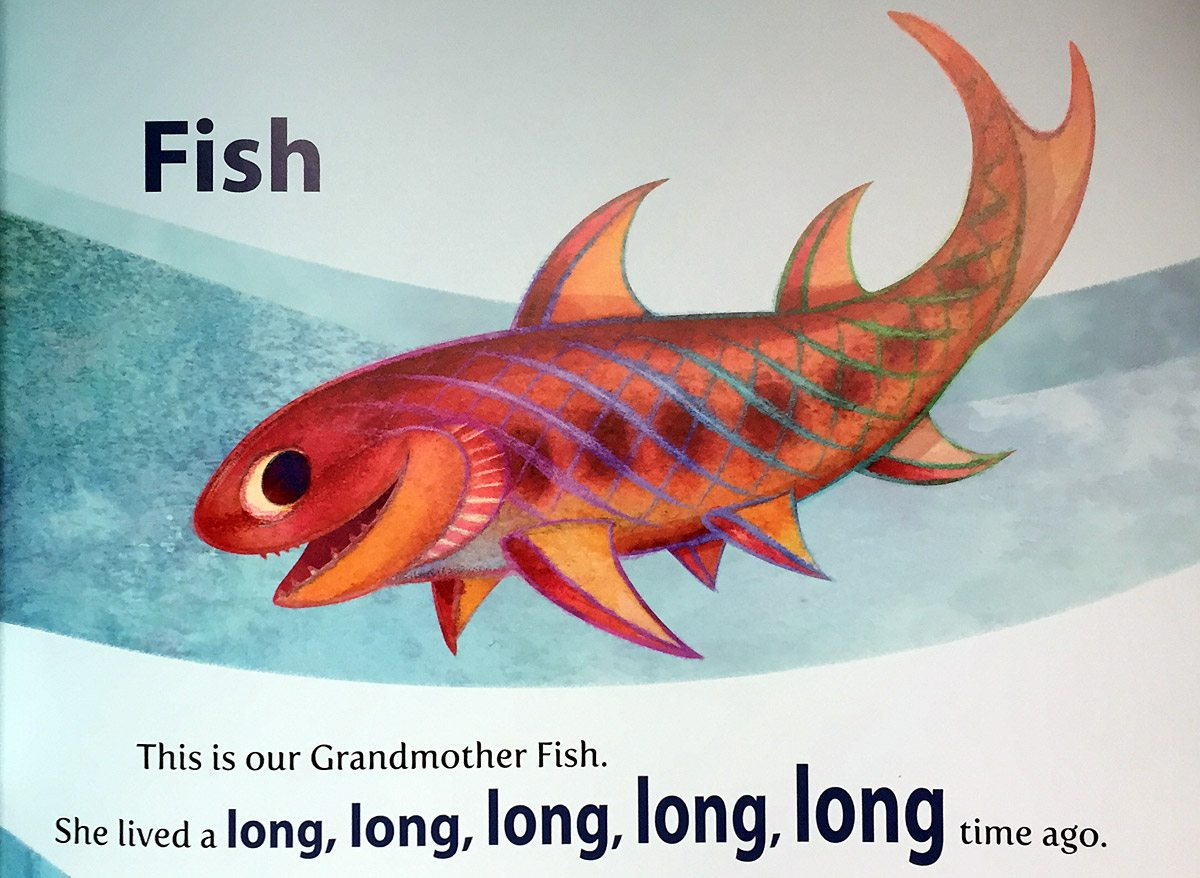 GrandmotherFish-Fish