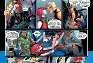 Harley Quinn, Green Lantern