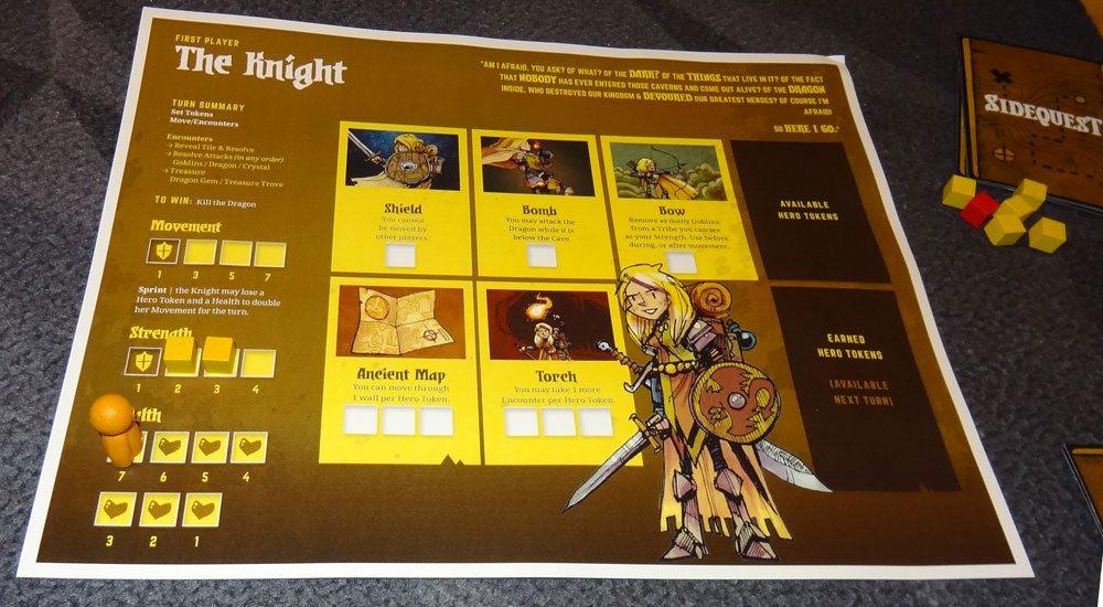 Knight player
