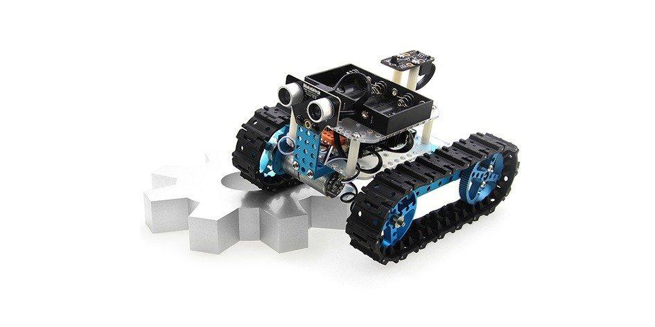 GeekDad Daily Deal: Makeblock Arduino Starter Robot Kit
