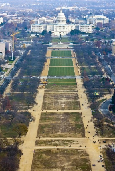 National Mall Damage 09.17