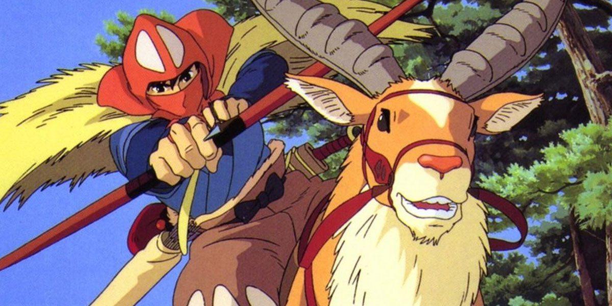 My Next Cosplay: Ashitaka From 'Princess Mononoke'