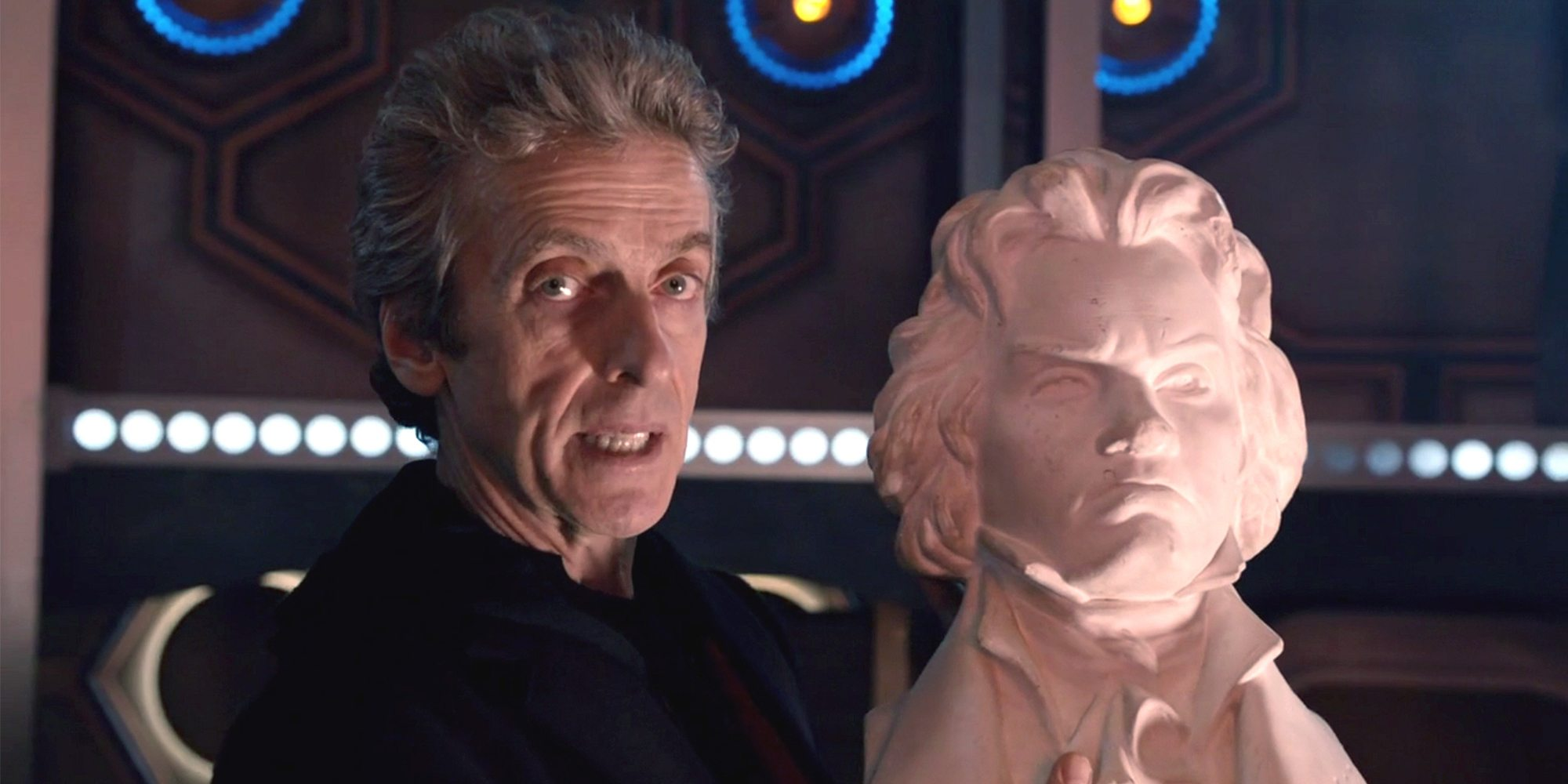 Doctor Who 'Before the Flood' Brings the Time-Travel Theory