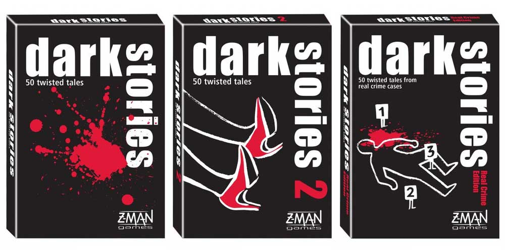Add Some 'Dark Stories' to Your Halloween Festivities