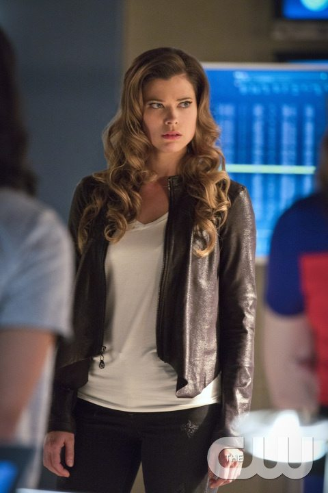 """The Flash -- """"Family of Rogues"""" -- Image FLA203a_0110b.jpg -- Pictured: Peyton List as Lisa Snart -- Photo: Jeff Weddell/The CW -- �© 2015 The CW Network, LLC. All rights reserved."""