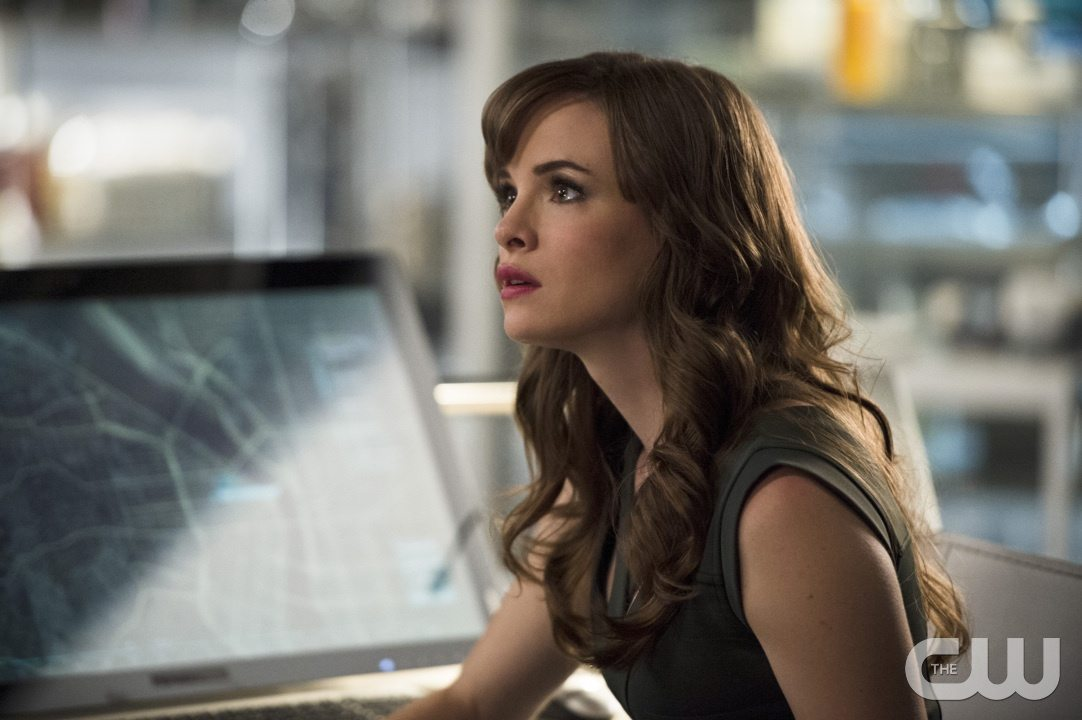 """The Flash -- """"The Fury of Firestorm"""" -- Image FLA204A_0152b -- Pictured: Danielle Panabaker as Caitlin Snow -- Photo: Cate Cameron /The CW -- �© 2015 The CW Network, LLC. All rights reserved."""