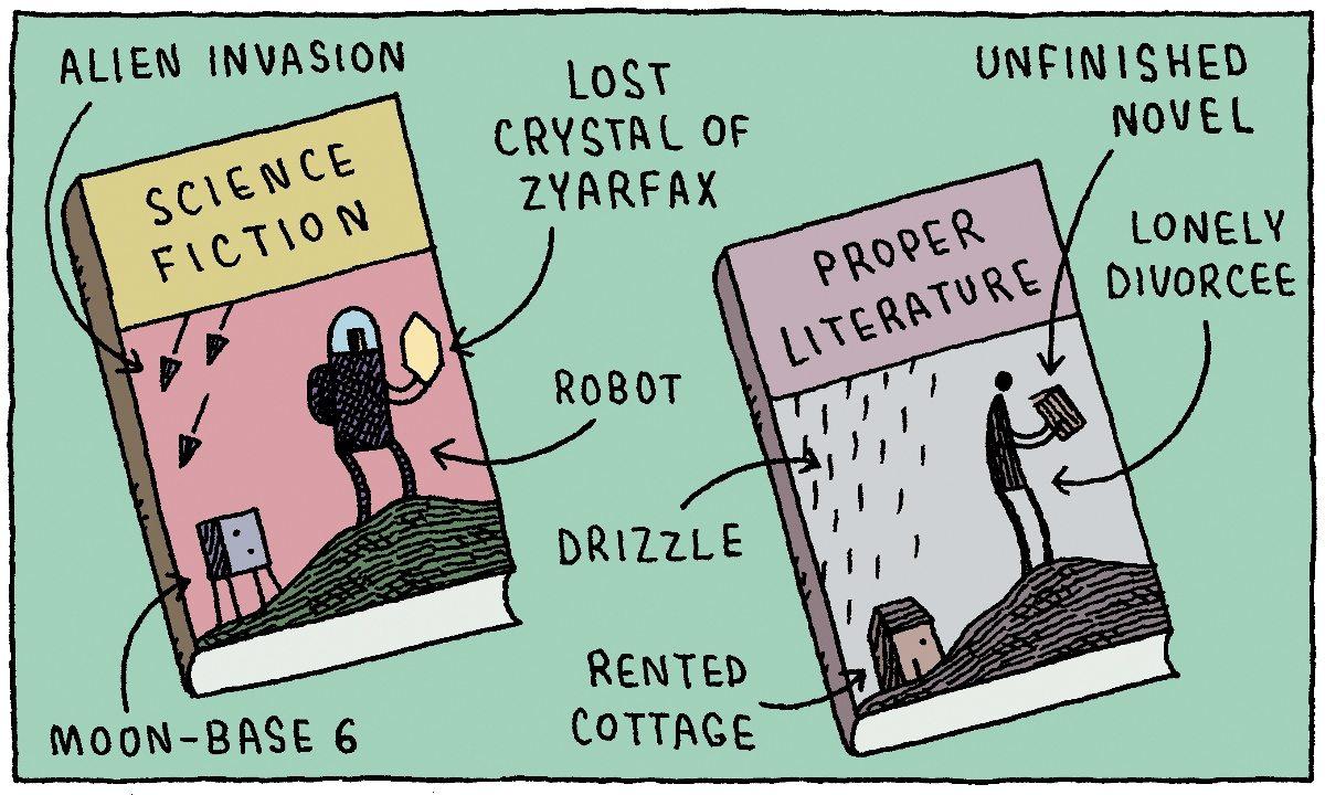 Literary SFF – 'Arcadia' by Iain Pears