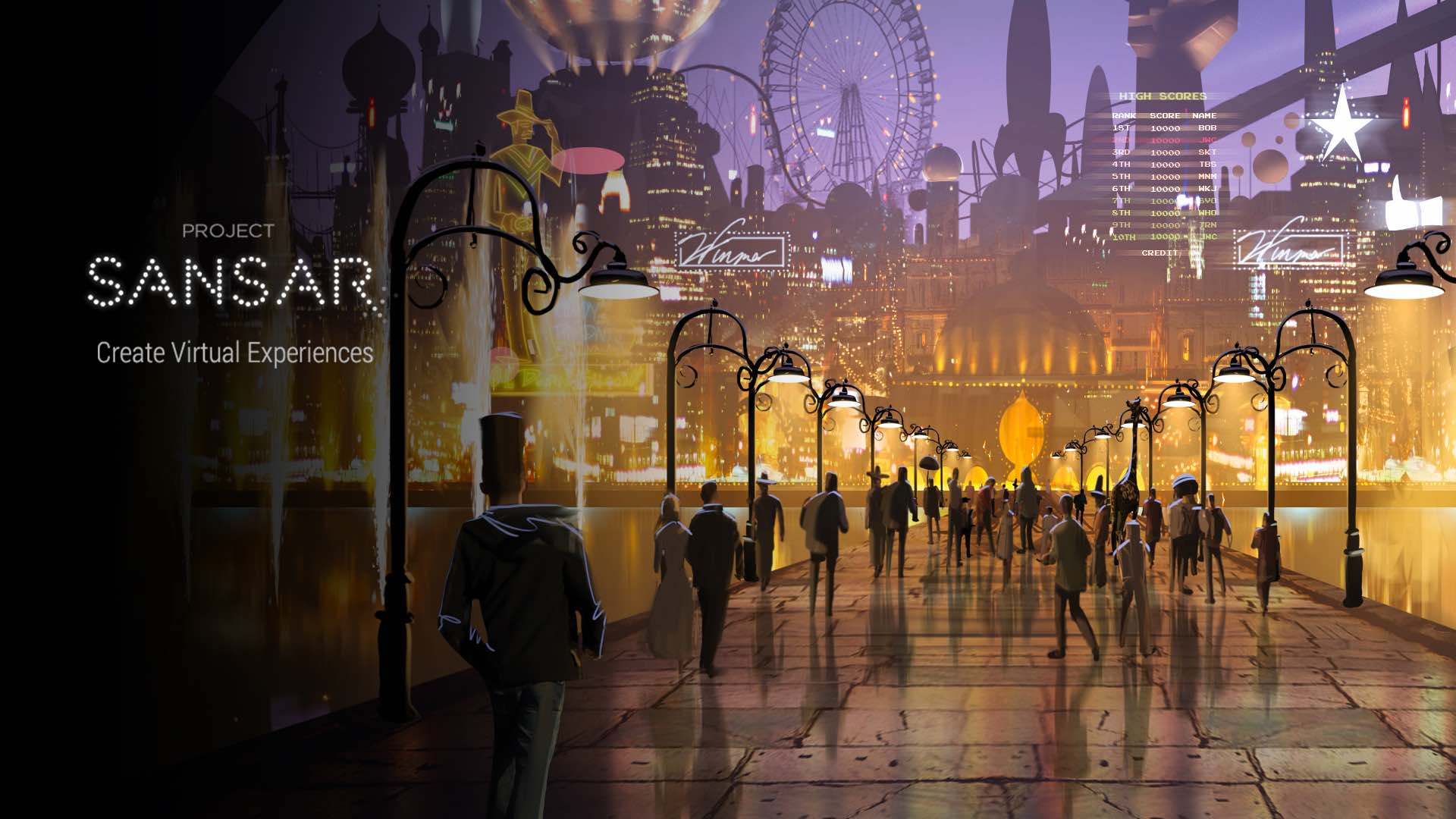 Project Sansar: Giving Virtual Reality a Second Life - GeekDad