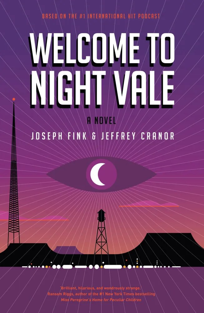 NightVale Final Cover