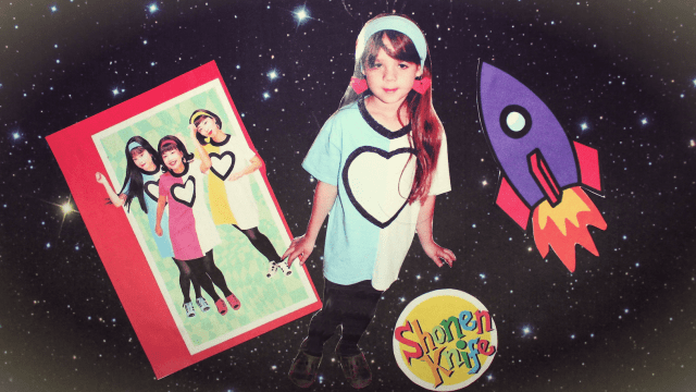 shonen knife main dress