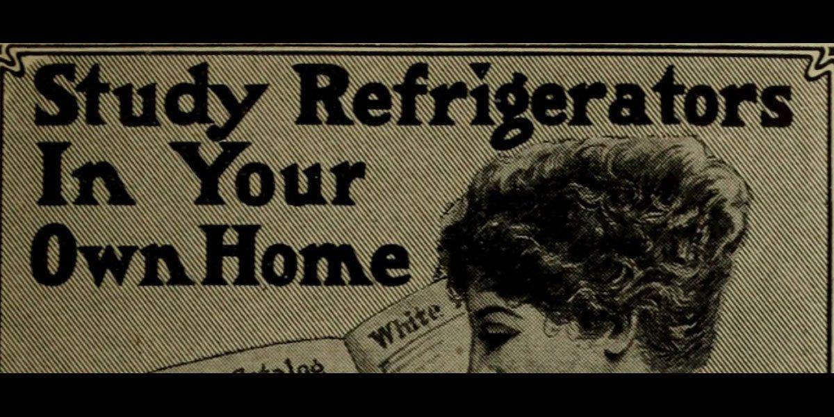 Secret Life of the Refrigerator