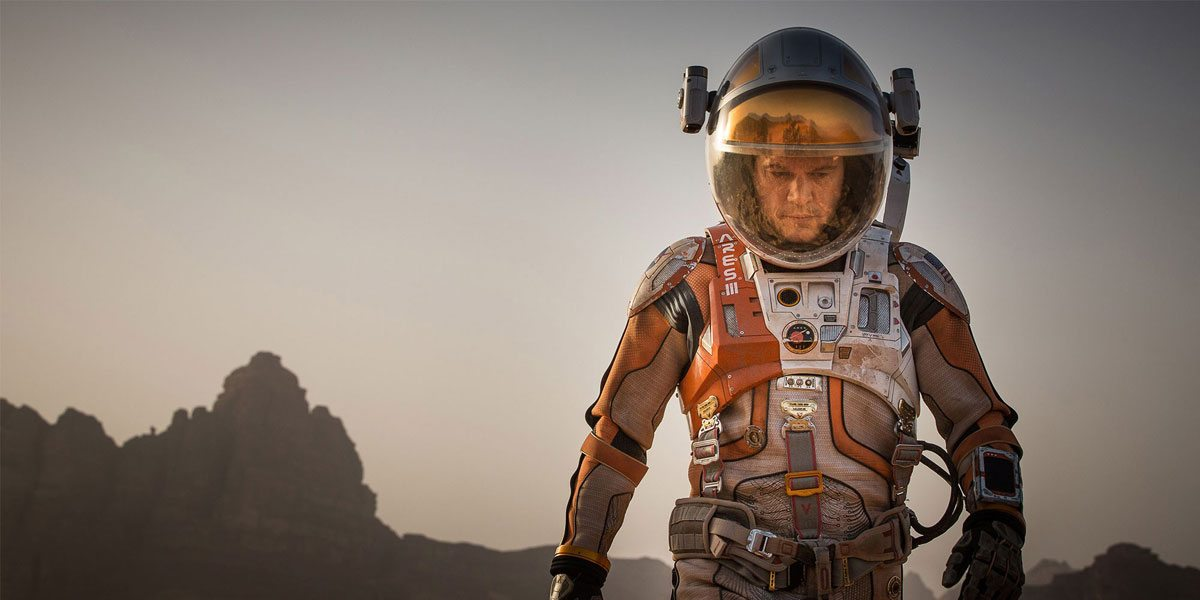 10 Things Parents Should Know About 'The Martian'